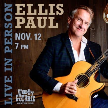 Ellis Paul Nov. 12