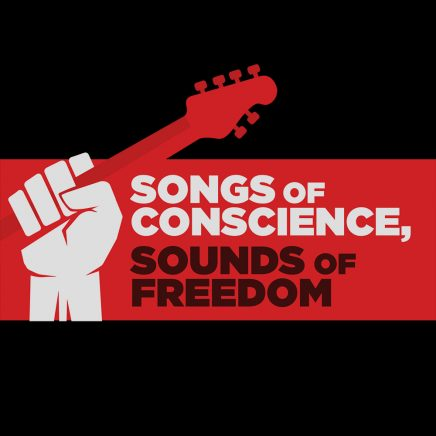 Songs of Conscience, Sounds of Freedom