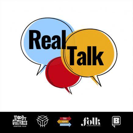 Real Talk logotype