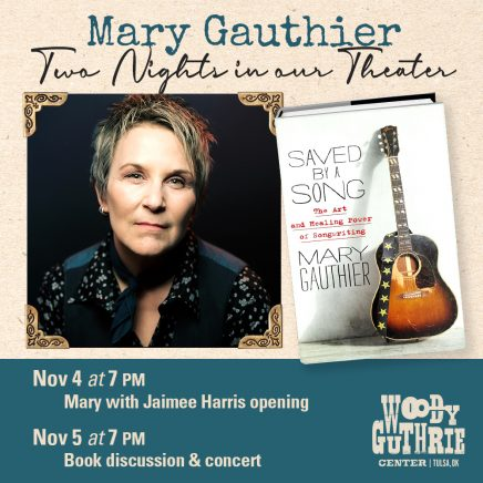 Mary Gauthier in Concert