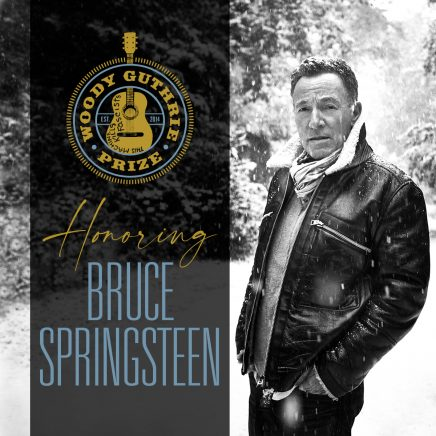 2021 Woody Guthrie Prize honoring Bruce Springsteen